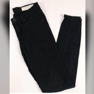 Rag & Bone Skinny Jeans Jeggings Black